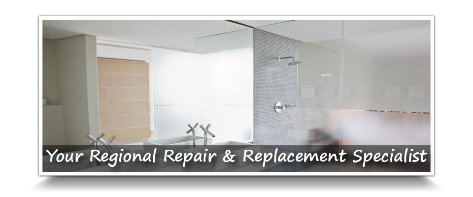Your Regional Repair & Replacement Specialist | Shower door